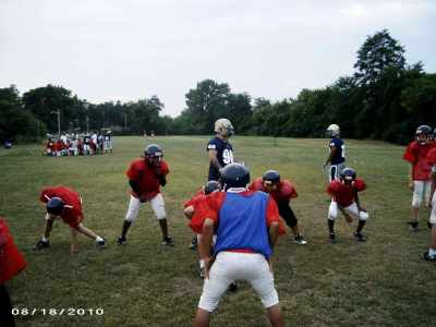 2010 Belmont Pop Warner