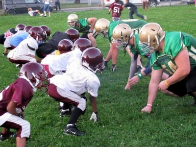 2009 Watervliet Pop Warner