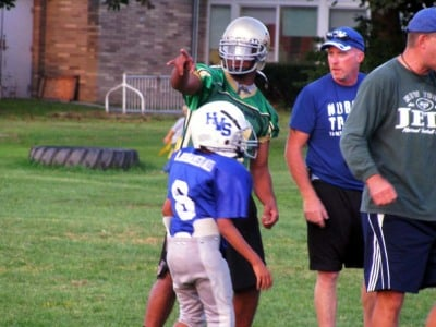 2009 Hoosic Valley Pop Warner